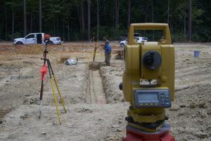 Surveying the cornerstone