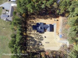 Aerial View November 3, 2017