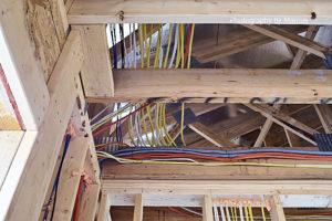 Wiring Above Main Panel