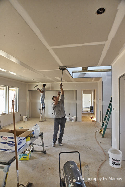 Applying & Spreading Drywall Joint Compound