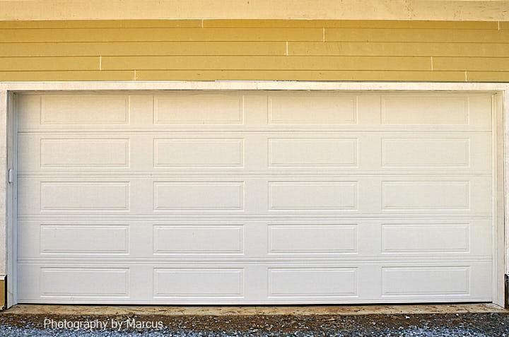 Garage Door Installed Last Week of February