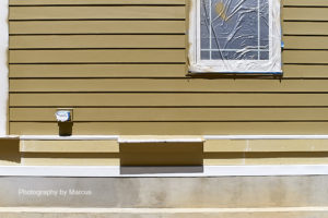 ainting the Siding (April 20)