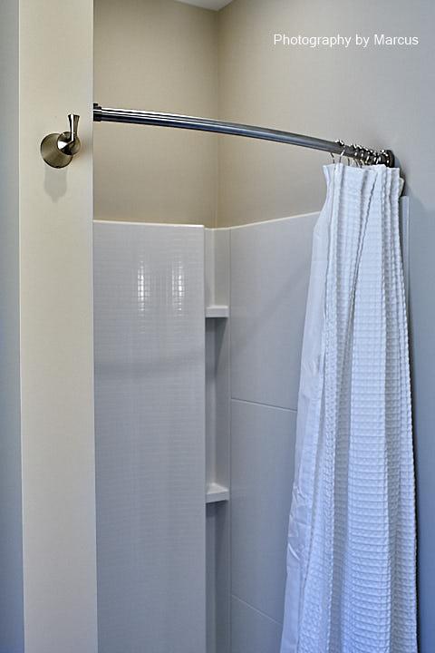 Guest Bath Shower Curtain