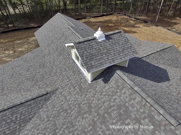 Vedic Kalash Adorns the Cupola Roof