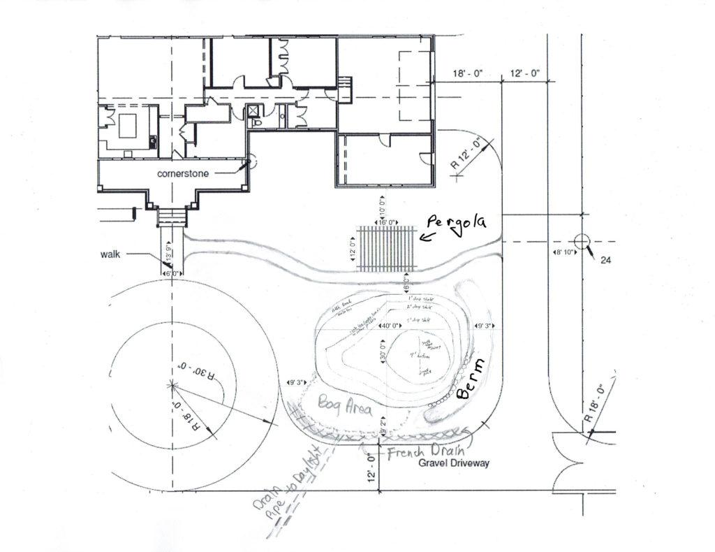Pond Area Plan