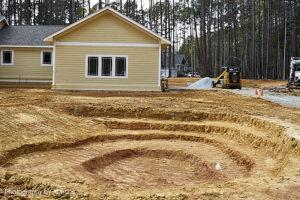 Pond Excavation