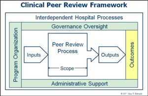 A Framework for Understanding Clinical Peer Review