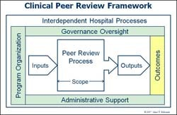 Clinical Peer Review Framework
